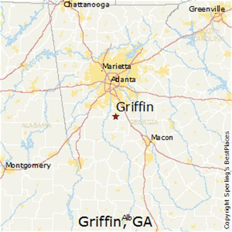 best places to live in griffin