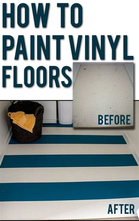 How To Remove Ceiling Paint by How To Paint Vinyl Floors Easy Step By Step