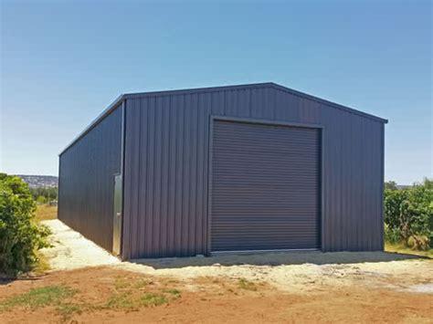 workshopgarage shed build  bedfordale