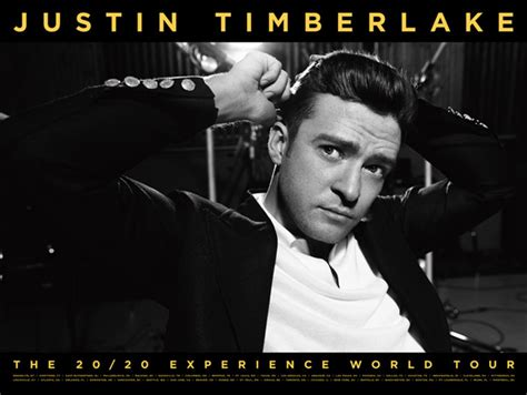 Justin Timberlake Cancels More Concerts by Justin Timberlake Bringing Quot The 20 20 Experience Tour