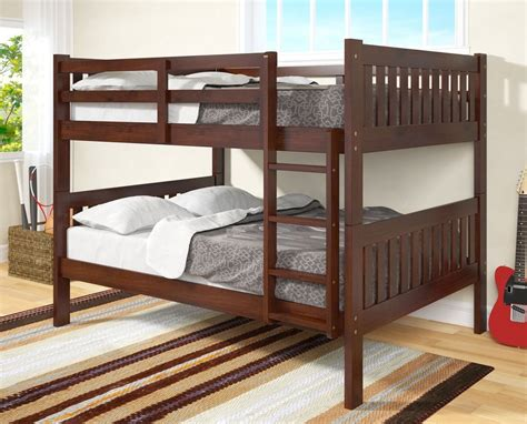 1015 Full Over Full Bunk Bed Bunk Bed Shop