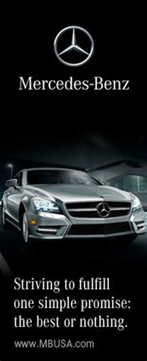Mercedes Nothing But The Best Heilig luxury daily