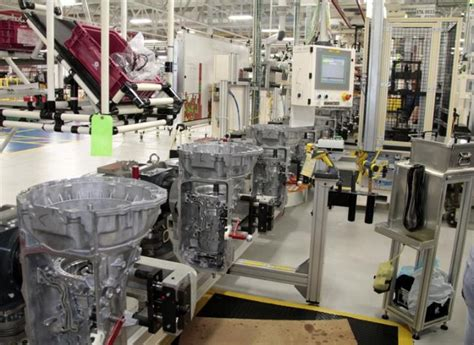 Chrysler Kokomo Plant by Chrysler Kokomo Transmission Plant Wins Bronze Award