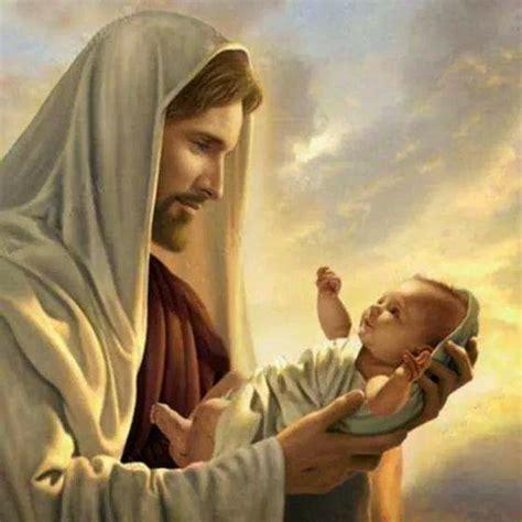 imagenes de jesus con un niño en brazos dios m 237 o