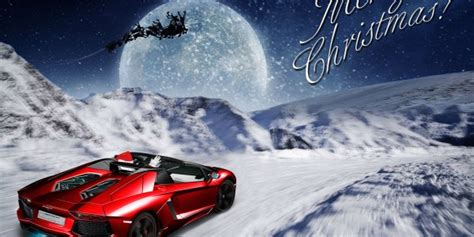 Merry Christmas from LamboCARS.com   the STORY on