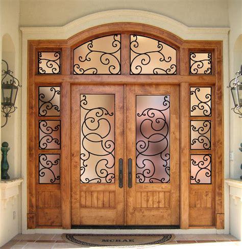 country entry doors wrought iron door grills designs studio design