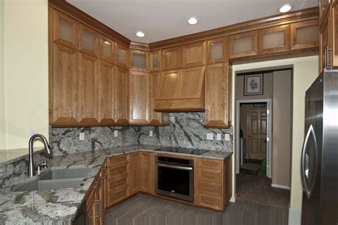 natural kitchen cabinets natural cherry kitchen cabinets for amazing pictures 3