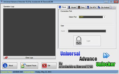 universal android reset wipe tool universal advance unlocker v1 0 by josedavido dawood1208