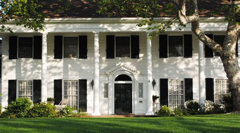 southern architectural styles characteristics of a colonial style house house design ideas