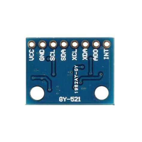 Gy 521 Mpu6050 Sensor Accelerometer Gyroscope Motion 3 Axis 6 Dof Gyro gy 521 mpu 6050 3 axis gyroscope module for arduino