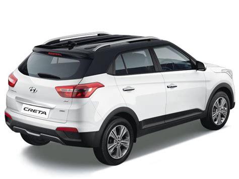hyundai cars india price 2017 hyundai creta launched in india launch price