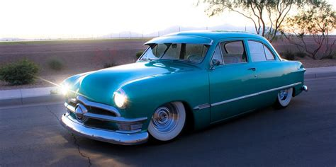 bits n pieces 1950 ford custom specs photos modification