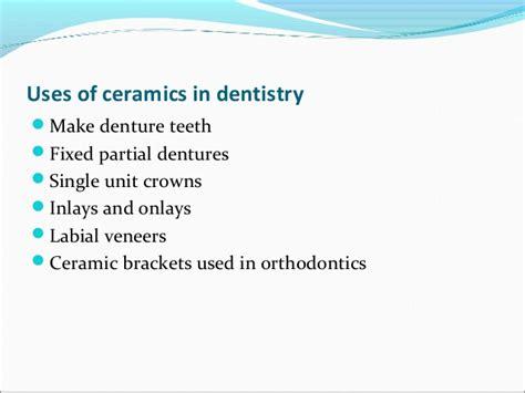 10 Uses Of Ceramics ceramics