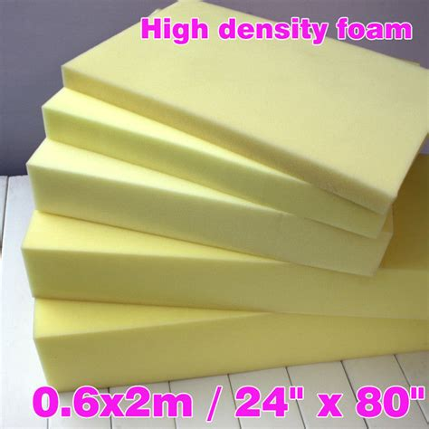 Upholstery Foam Blocks by Foam Rubber Slab High Density Foam Upholstery Foam Seat