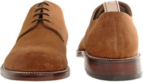 rag and bone oxford shoes rag bone holborn oxford shoes suede in brown for lyst