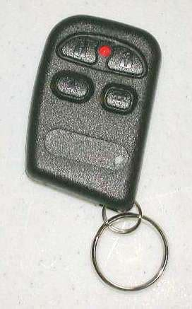 Remote Alarm Mobil Black A445 replacement remote transmitters black cat security inc automotive electronics accessories