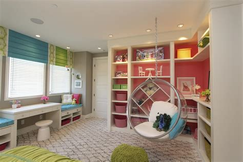 Teenage Bedroom Ideas For Girls hamptons inspired luxury home girls room robeson design
