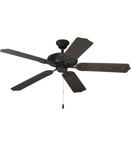 80 inch ceiling fans progress p2502 80 airpro 52 inch forged black ceiling fan