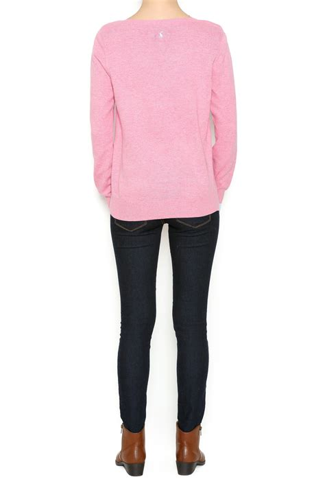 Shirts And Sweaters Joules Pink Sweater From New York By Scandia House