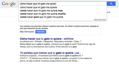 hacer preguntas en google las b 250 squedas m 225 s absurdas en google 191 c 243 mo hacer que mi