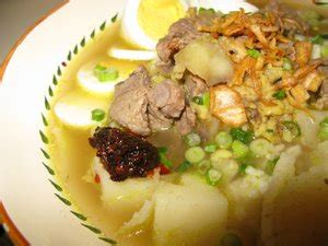 membuat soto ayam madura cara membuat soto daging madura blognya teh uun