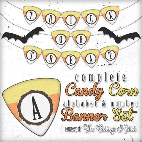 printable halloween alphabet free printable halloween candy corn alphabet and number