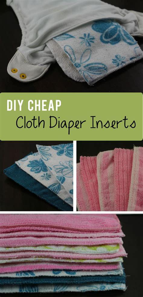 Cloth Diapers Insert Microfiberclodi Refill diy cheap cloth inserts stitches boys and nature