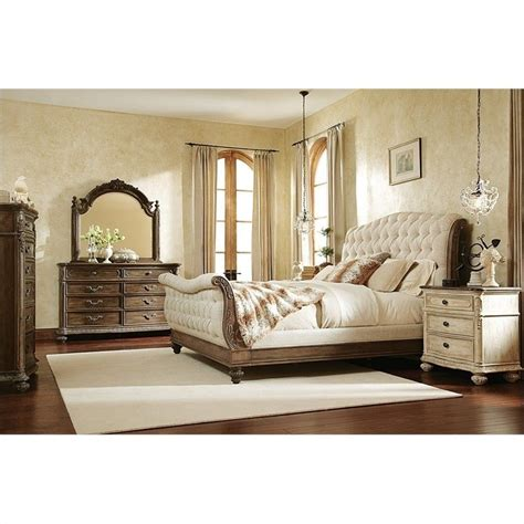 american drew mcclintock the boutique sleigh bed