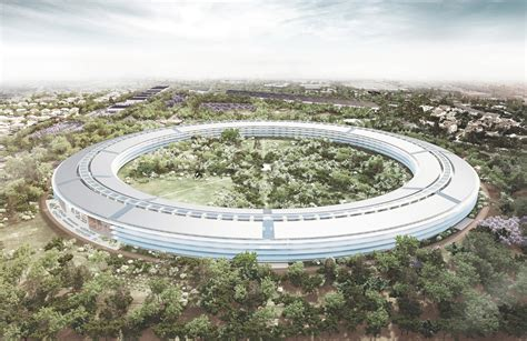 new apple headquarters steve jobs also visionary in design architecture