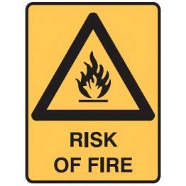8 Signs That You Are Material by Flammable Material Signs Risk Of W Picto