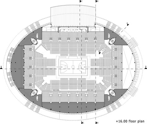 arena floor plans gallery of ankara arena yazgan design architecture 18