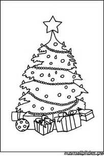 weihnachtsbaum ausmalbild ausmalbilder tannenbaum kostenlos zum ausdrucken