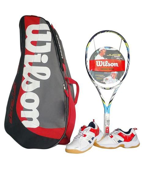 Raket Kuaike wilson blx juice 100 tennis racket wilson kit bag