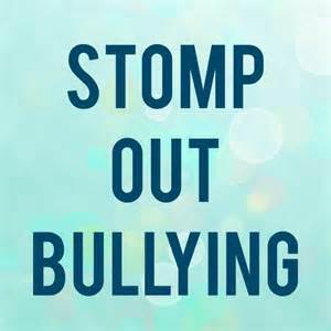 stomp out bullying today blueshirtday2016 goblueoct3