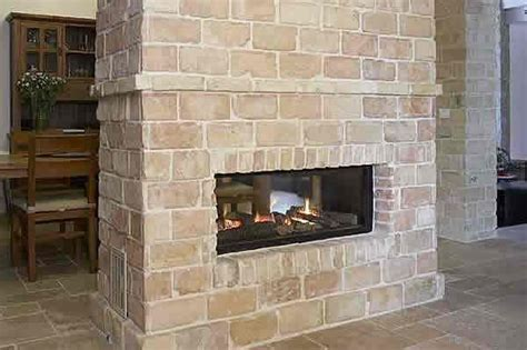 Sided Gas Log Fireplace by Fireplace Gas Log Sided Fireplaces