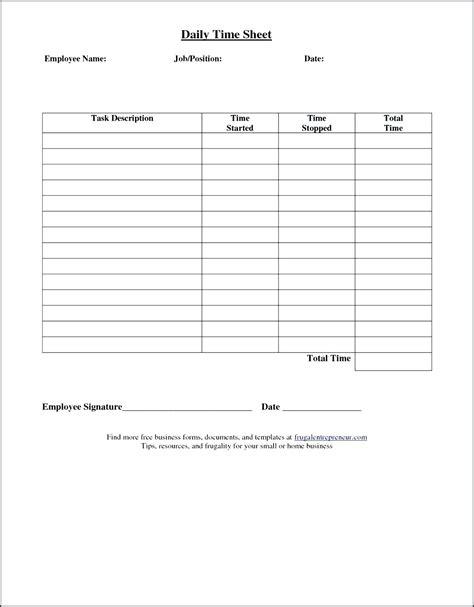 simple time sheet emmamcintyrephotographycom