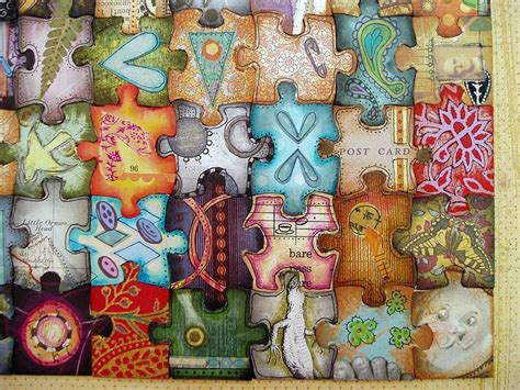 painting puzzle 17 best ideas about puzzle on puzzle