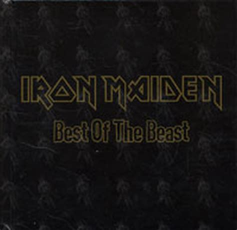 iron maiden the best of the beast iron maiden best of the beast album cd records