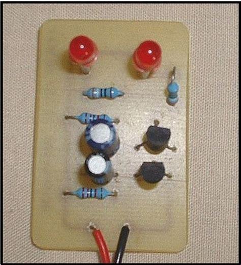 Lu Led Flip Flop electronic circuit flip flop circuit