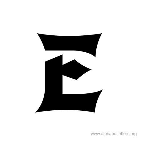 e design pics for gt cool letter e design