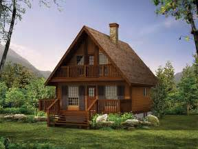 chalet style home plans the house plan shop