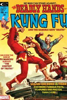 deadly hands of kung 1302901338 deadly hands of kung fu 1974 9 comics marvel com