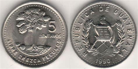 imagenes de monedas mayas monedas de guatemala monedas de centroam 233 rica y sudam 233 rica