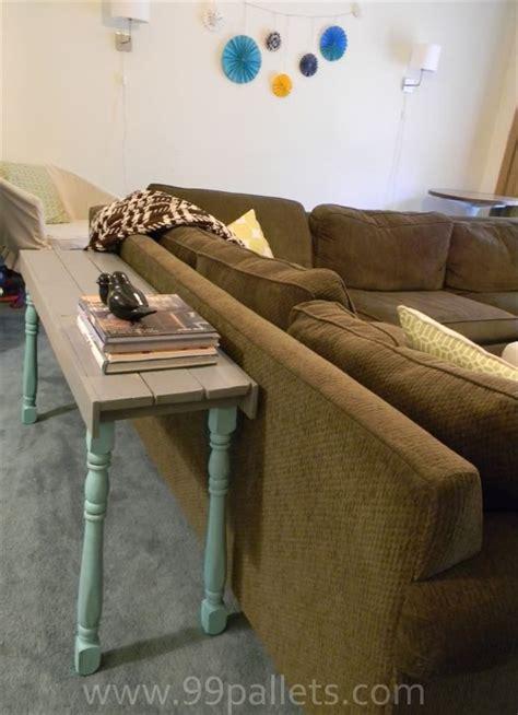 diy pallet sofa tutorial diy pallet sofa table tutorial craft ideas pinterest