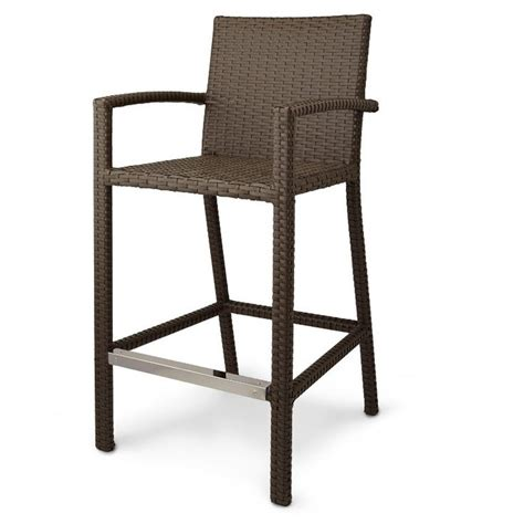 Traditional Bar Stools With Arms by Best 20 Wicker Bar Stools Ideas On