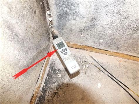 Wann Ist Eine Wand Feucht by Wann Ist Eine Wand Feucht Messwert Gewindelehrdorn Anwendung