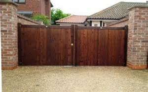 Garage Gate Designs suffolk gate straight top wooden driveway gates 45mm or