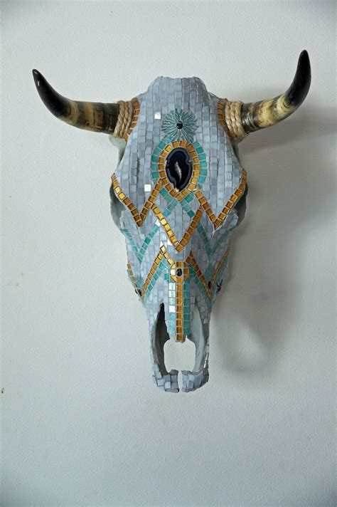 Decorated Cow Skulls For Sale by 316 Best Images About Designs Fof Painted Cow Skulls On
