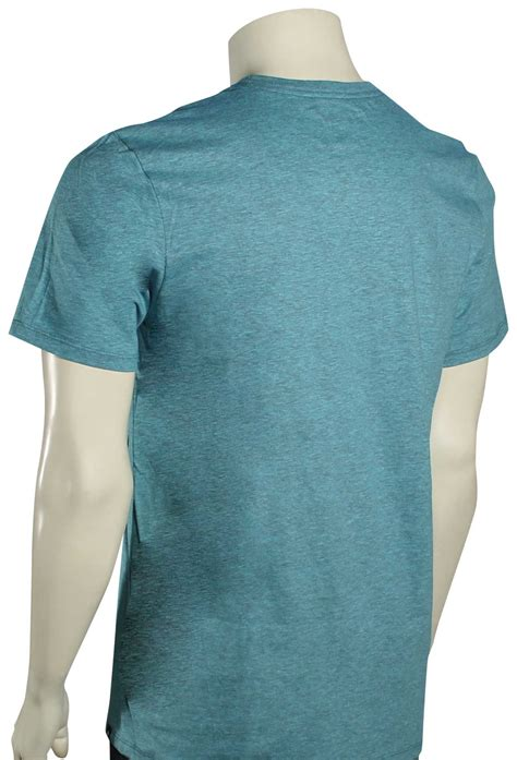 hurley staple premium t shirt beta blue black