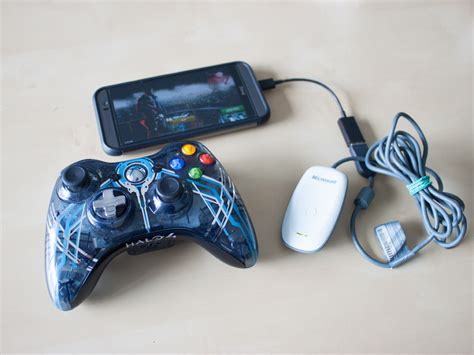 xbox 360 controller on android how to turn a wii or xbox 360 controller into an android gamepad mobilesyrup
